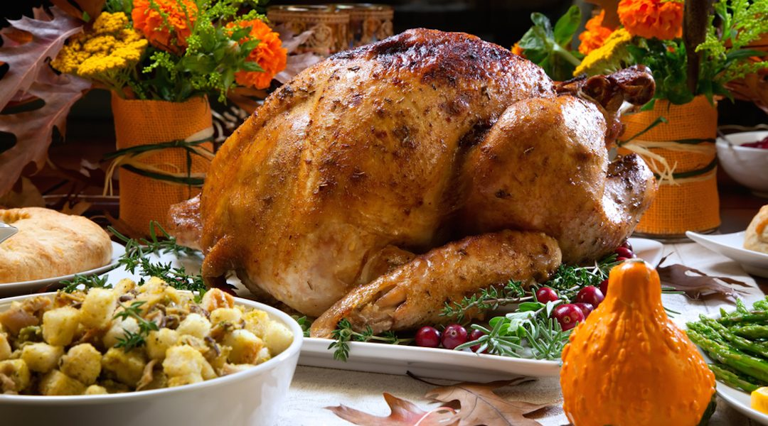 Think About Healthy Recipes for Thanksgiving Dinner